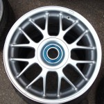 Alloy Wheels polished