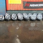 Refurbished Alloy Wheels